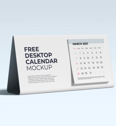 Free-desktop-calendar-mockup-psd